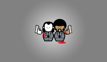 Pulp Fiction  HD wallpaper