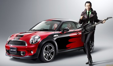 Cars men mini HD wallpaper
