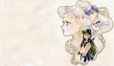 Sailor Moon Pluto  HD wallpaper