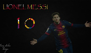 Fc barcelona lionel messi blaugrana football players HD wallpaper