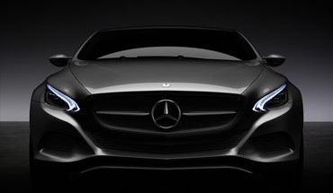 Mercedesbenz black cars concept supercars HD wallpaper