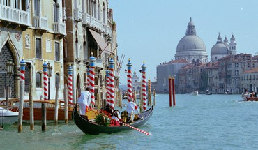 Venice italy canal HD wallpaper