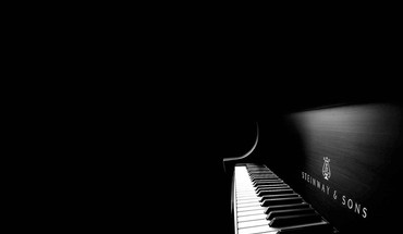 Music piano HD wallpaper