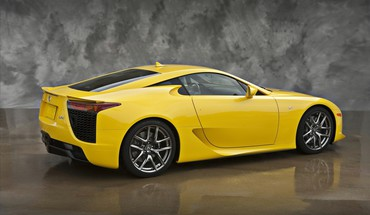 Cars lexus vehicles lfa HD wallpaper