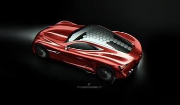 Cars alfa romeo concept art sports HD wallpaper