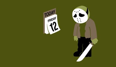 penktadienis 13 Jason Voorhees juokinga  HD wallpaper