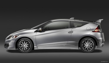 Honda crz mugen cars side view HD wallpaper