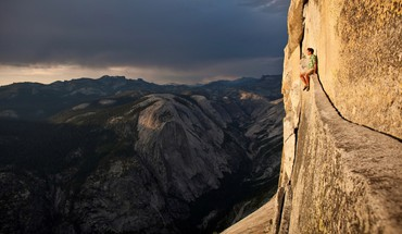 Alex honnold canon eos 5d yosemite national park HD wallpaper