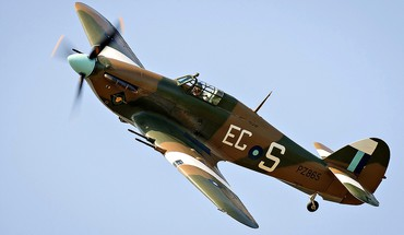 Hurricane mkiic HD wallpaper