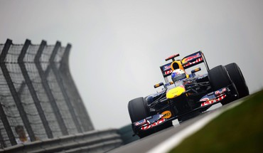 Red bull racing sebastian vettel sports HD wallpaper