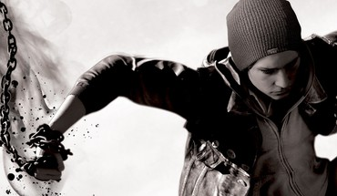 Video games infamous second son HD wallpaper