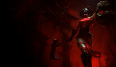 League of Legends Akali  HD wallpaper