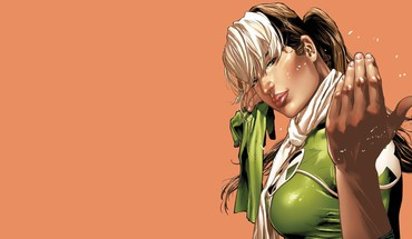 Comics x-men rogue HD wallpaper