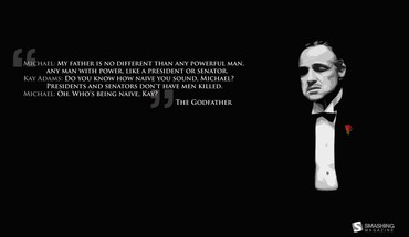 Don corleone HD wallpaper
