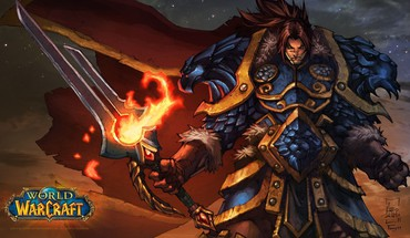 Video games world of warcraft blizzard entertainment widescreen HD wallpaper