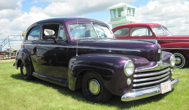 1947 Ford Deluxe  HD wallpaper