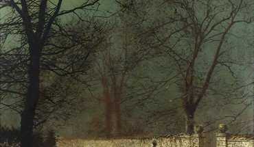 iliustracijų john Atkinson Grimshaw  HD wallpaper