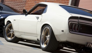 Muscle mustang wheels fast and furious 6 HD wallpaper