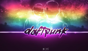 Daft Punk Prancūzija muzika  HD wallpaper