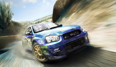 Colin mcrae rally subaru impreza cars HD wallpaper