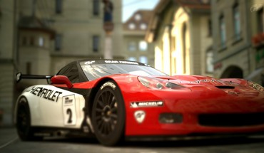 Chevrolet corvette z06 gran turismo 5 ps3 HD wallpaper