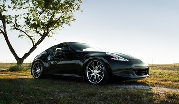 Nissan 370Z automobilių transporto  HD wallpaper
