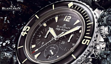 Clocks blancpain HD wallpaper