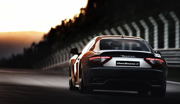 Maserati granturismo cars exotic game supercars HD wallpaper