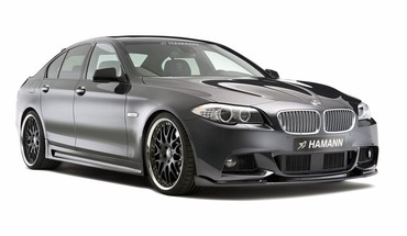 Bmw 5 series f10 hamann cars HD wallpaper