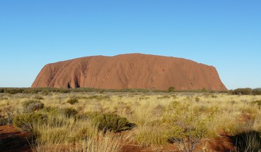 Landscapes nature uluru HD wallpaper