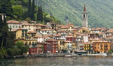 Italy the village HD wallpaper