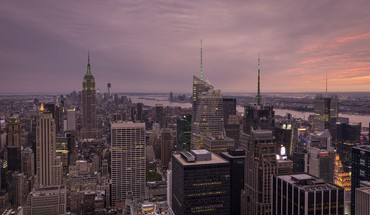 Cityscapes new york city HD wallpaper