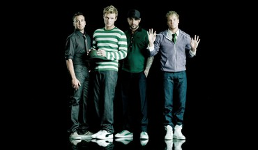 Backstreet boys HD wallpaper