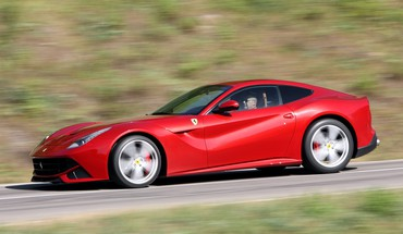 Voitures Ferrari F12 Berlinetta auto  HD wallpaper