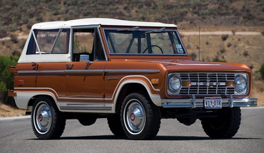 1973 ford bronco HD wallpaper