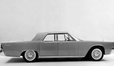 Lincoln continental classic cars HD wallpaper
