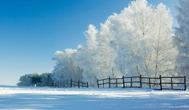 Landscapes nature winter snow HD wallpaper