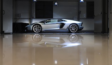 Convertible aventador roadster side view cabrio lp700-4 HD wallpaper