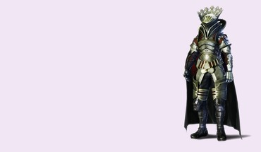 Fantasy XII final juge Bergen fond simple  HD wallpaper