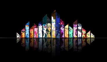 Is magic cutie mark crusaders mane 6 HD wallpaper