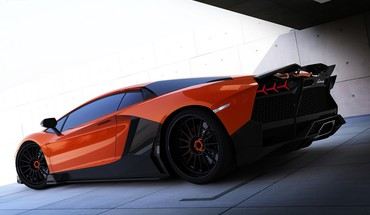 Cars supercars lamborghini aventador limited edition static HD wallpaper