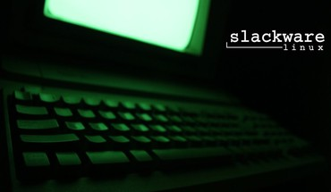 Slackware GNU / Linux Oldie  HD wallpaper