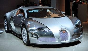 Bugatti veyron 2009 HD wallpaper