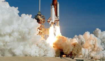 Flugzeuge Space Shuttle  HD wallpaper