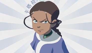 Avatar: the last airbender katara tv series HD wallpaper