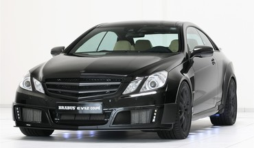 supercars voitures Brabus de MercedesBenz coupé  HD wallpaper