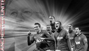 "Manchester United "" HD wallpaper"