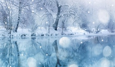 Pc Natur Schnee Winter  HD wallpaper