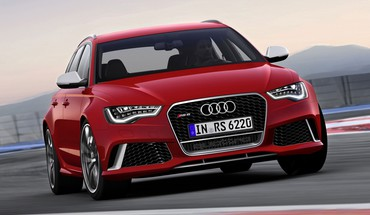 Audi RS6 Avant 2014  HD wallpaper