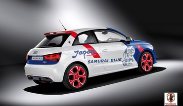 Audi a1 cars samurai HD wallpaper